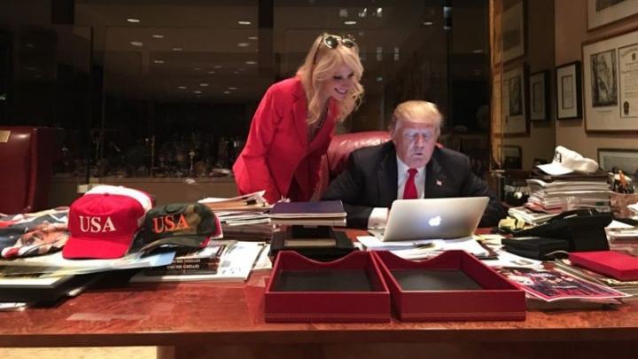 Trump laptop